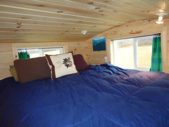 Sunny Side Loft-Brevard Tiny House Company
