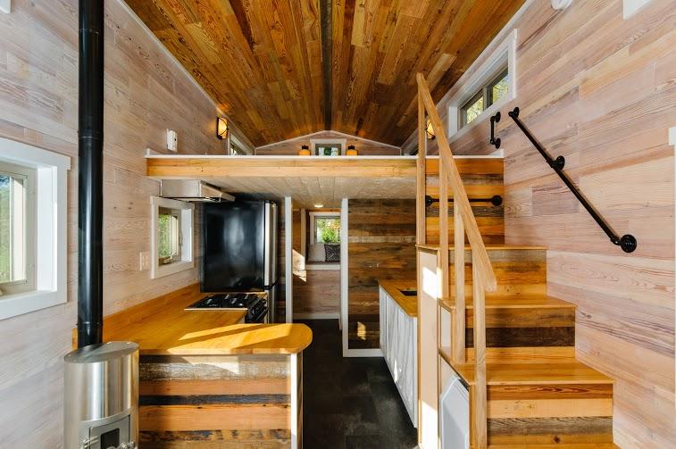 MH by Wishbone Tiny Homes - Interior 1