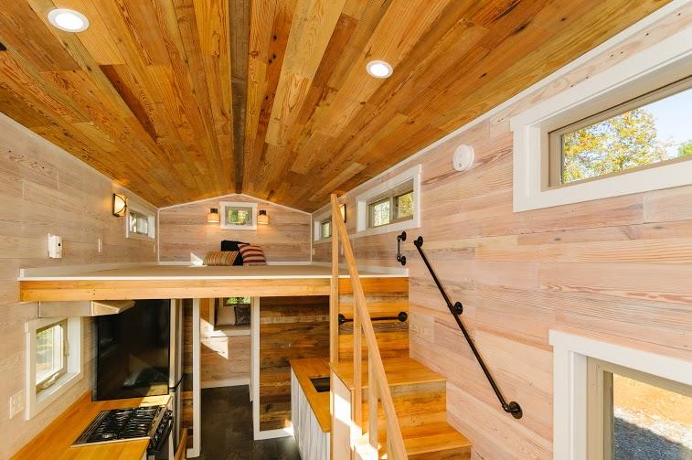 MH by Wishbone Tiny Homes - Loft