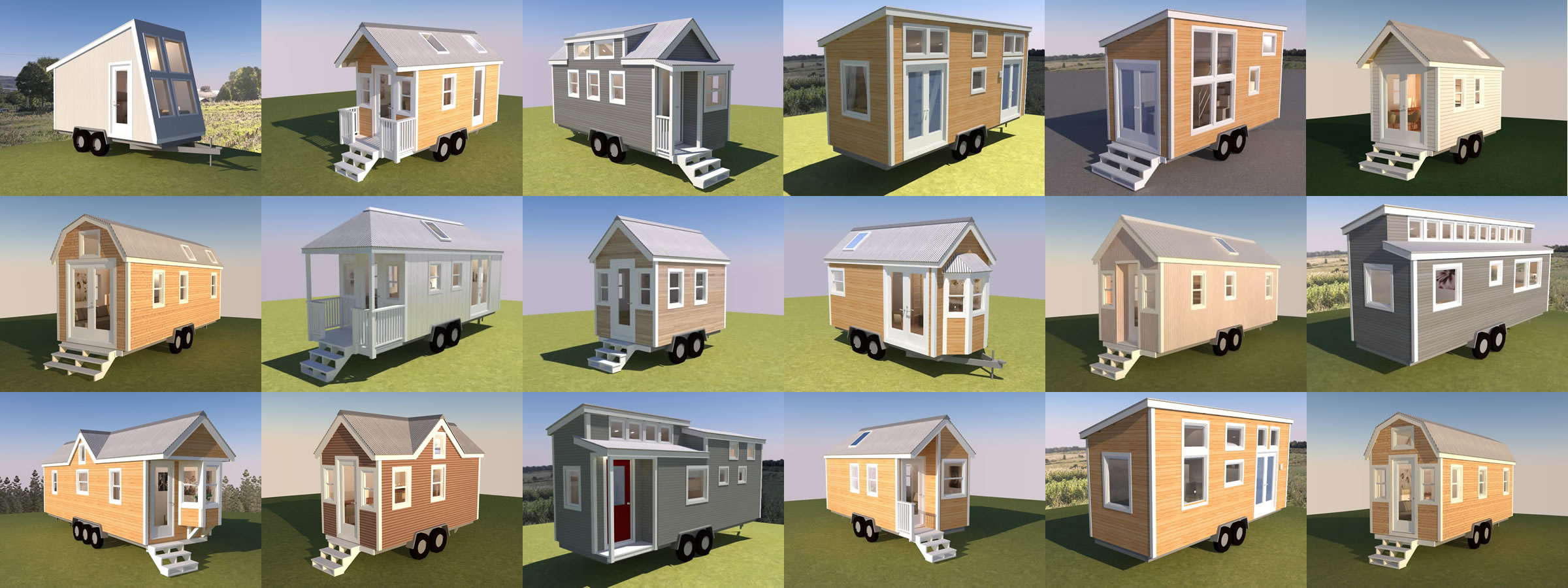 Wonderful Tiny House Design