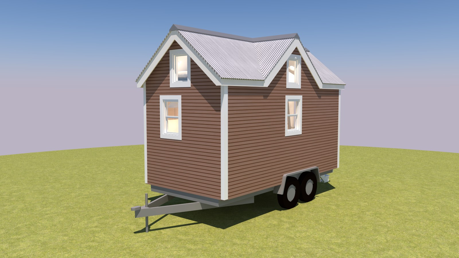 Albion-16-Tiny-House-Plans-Back-Right