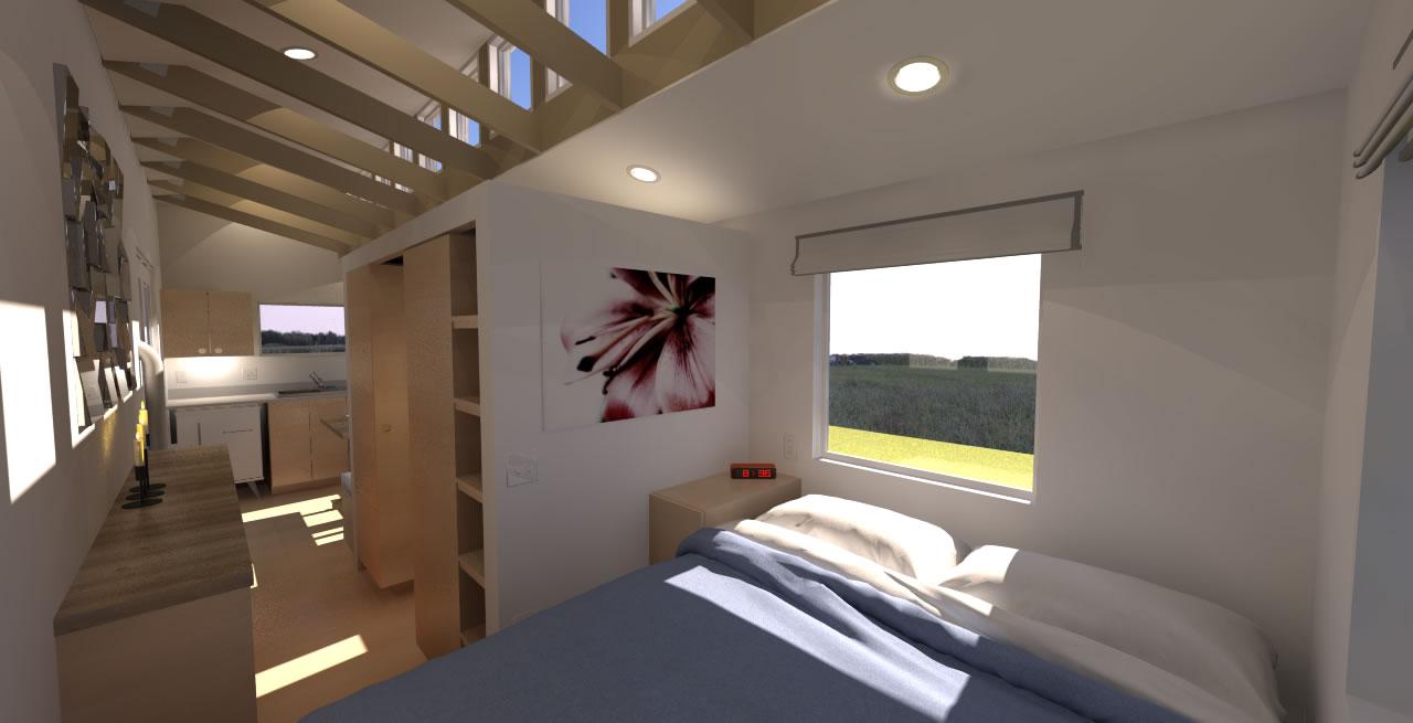 Laytonville 24 Interior Bedroom