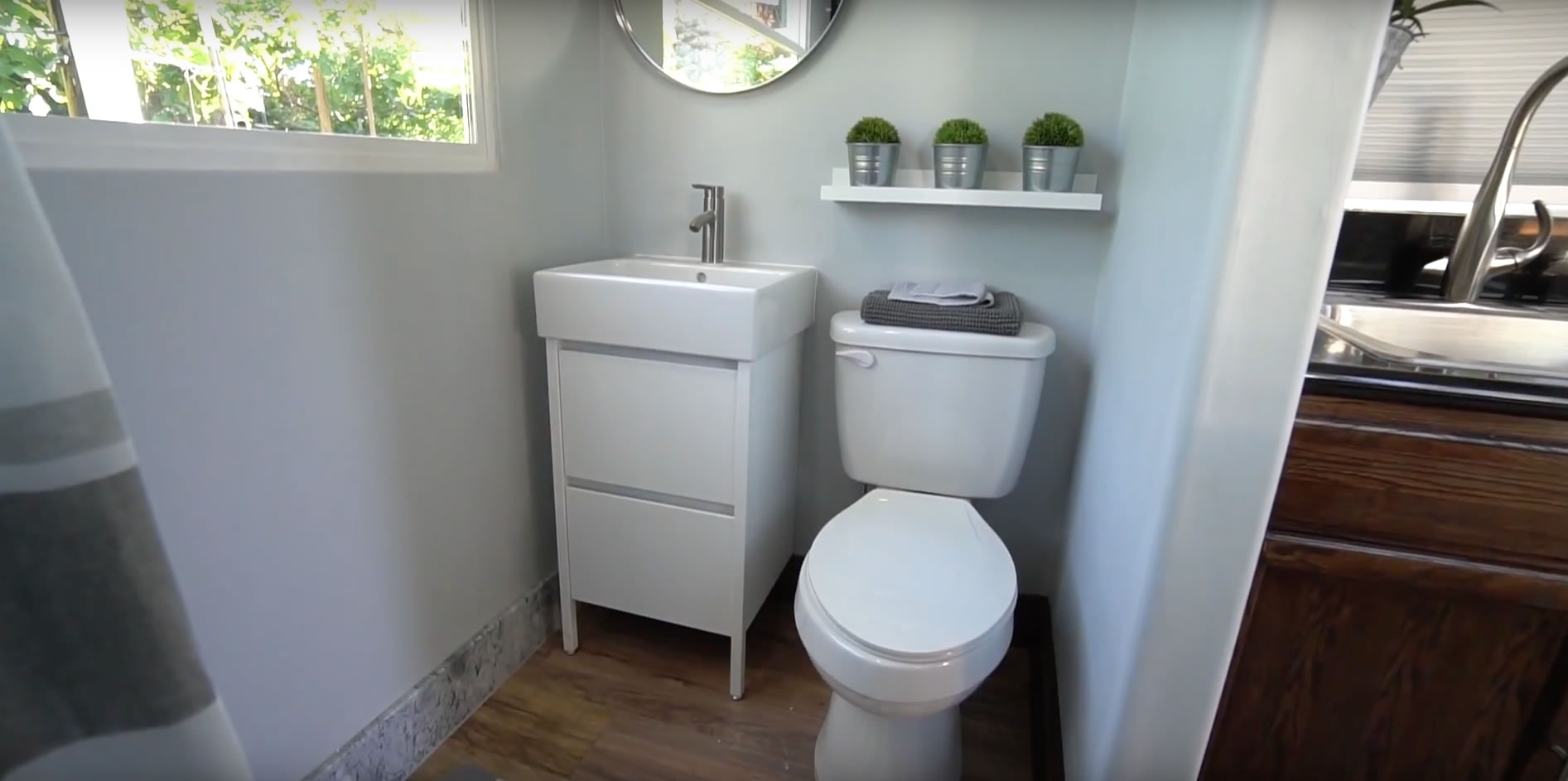 Bathroom- Alternative Living Spaces Container Home