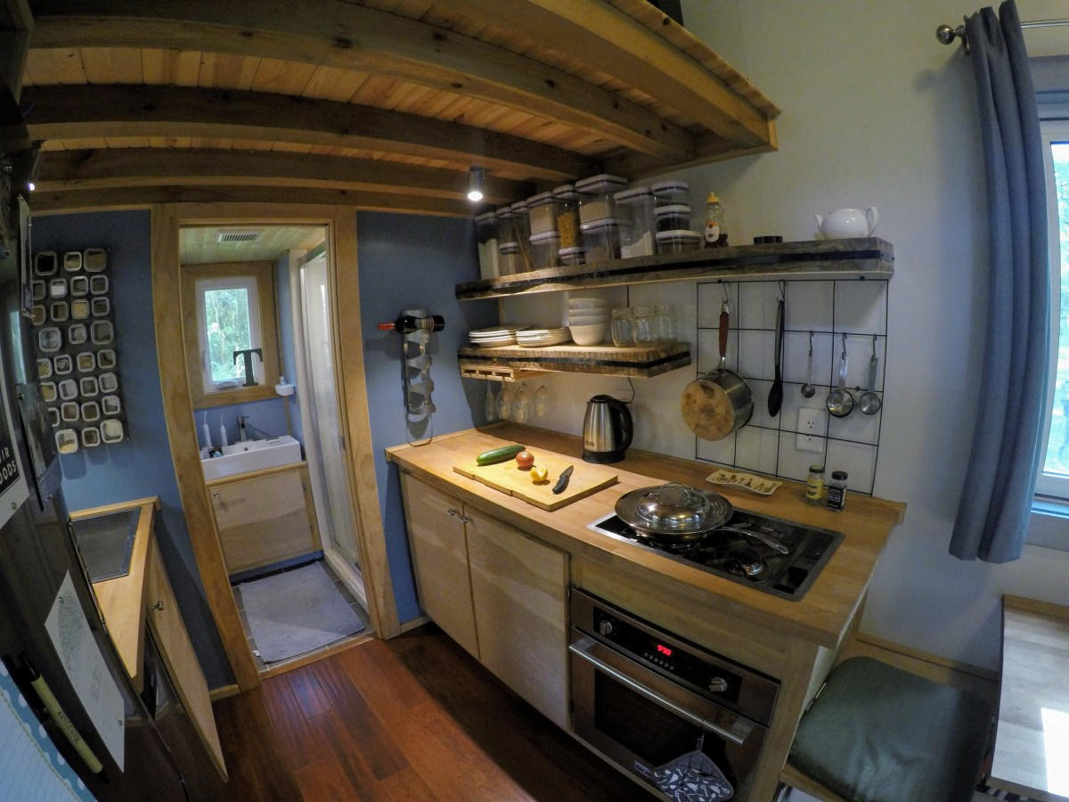 We Would Highly Recommend The Services Of Tiny Home Builders Dan And His Father Worked Tirelessly To Help My Tiny House Plans Come To Life