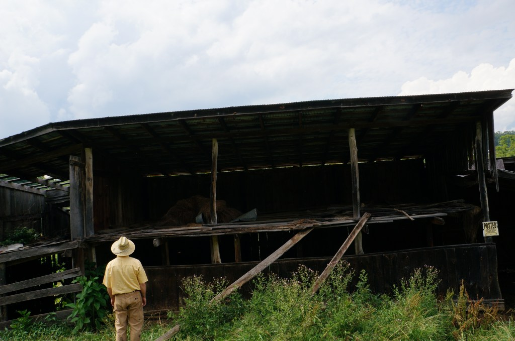 Karl and the 221 barn