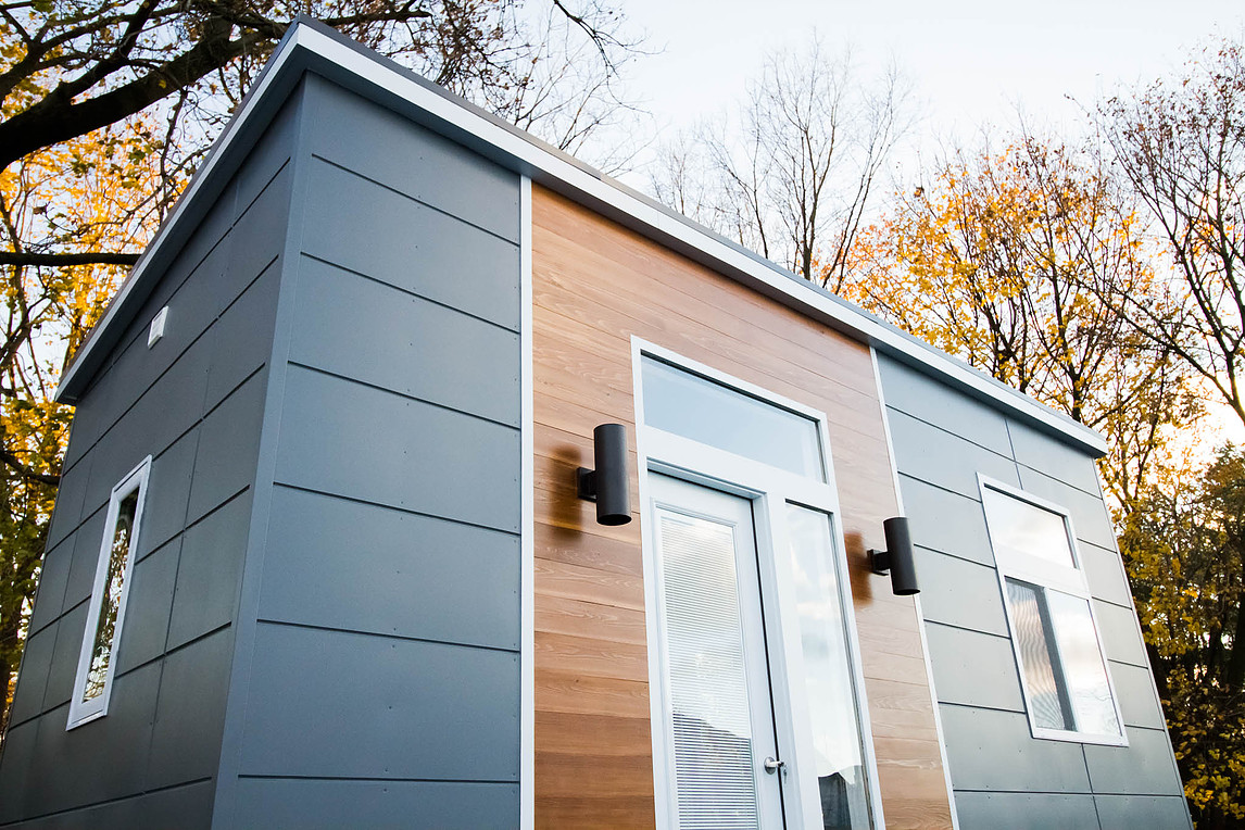 Exterior 2 - The Modern Mini by Liberation Tiny Home