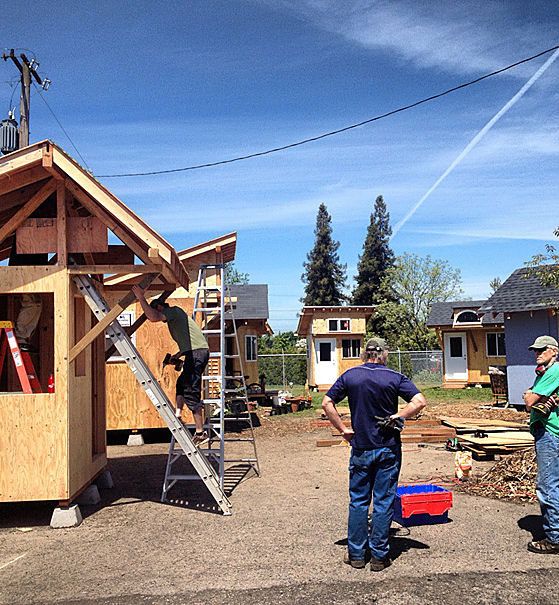 Tiny house oregon building codes approved Small houses oregon