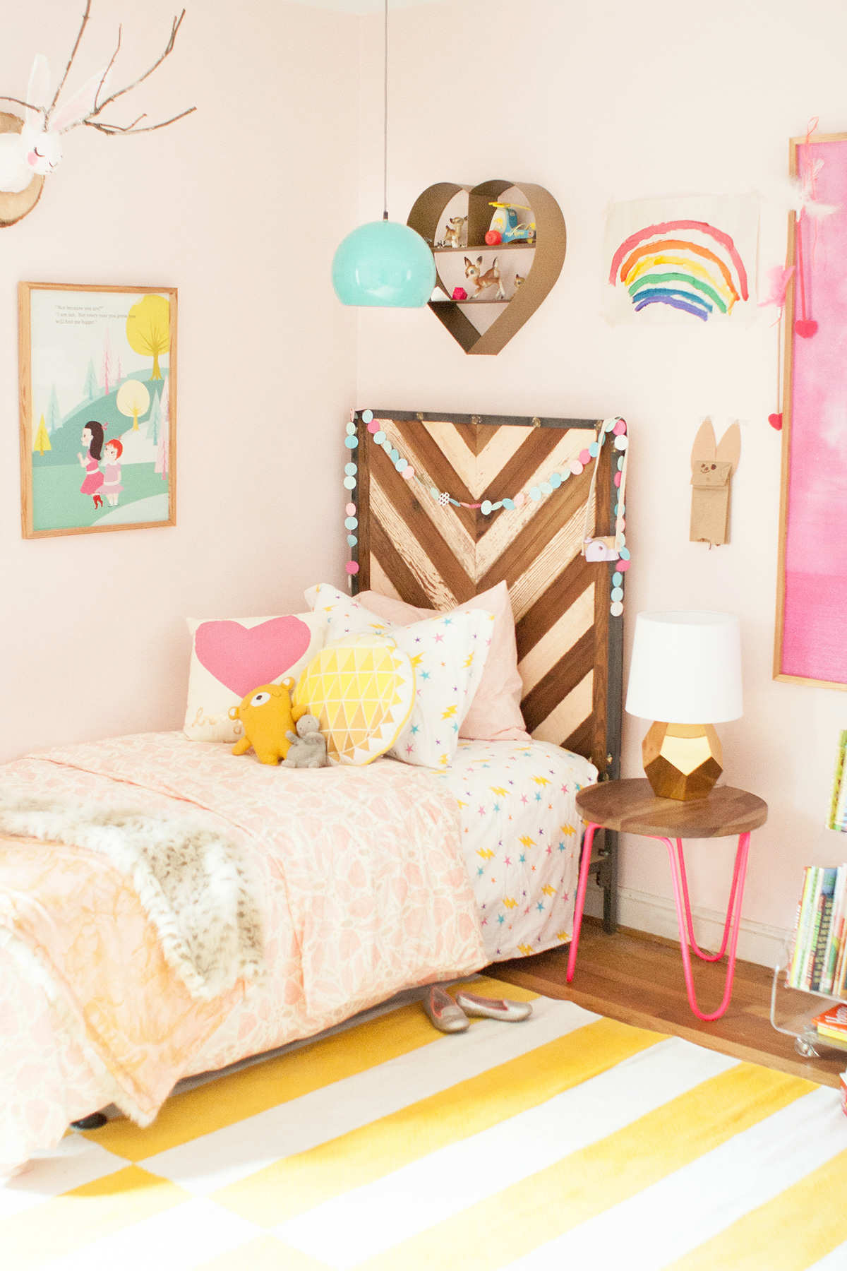 10 Gorgeous Girls Rooms Part 5 - Tinyme Blog on Room Girl  id=61826