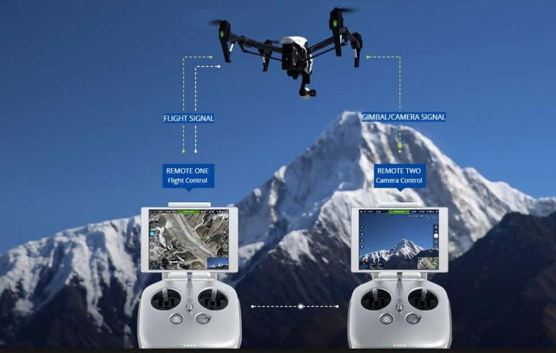 DJI Inspire drone 03