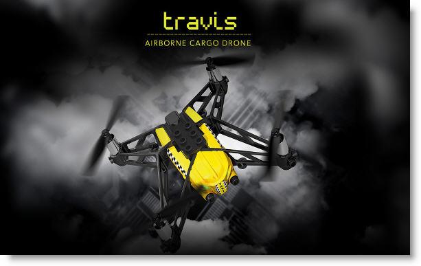 parrot drone 2014 - 08