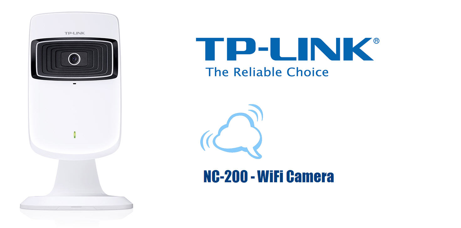 TPLINK NC200 Cloud Camera Introduction Geeky Gadgets