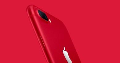 iPhone 7 RED : Une déclinaison surprenante pour la bonne cause