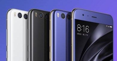Xiaomi Mi6 – Promo à 341€ !
