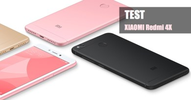 #BONPLAN – Test – XIAOMI Redmi 4X – Une réussite totale à 112€ (3Go RAM/32Go)