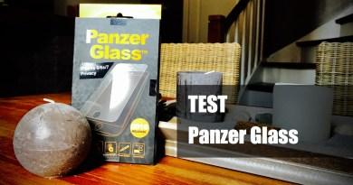 Test – Protégez votre écran d'iPhone 7 avec Panzer Glass