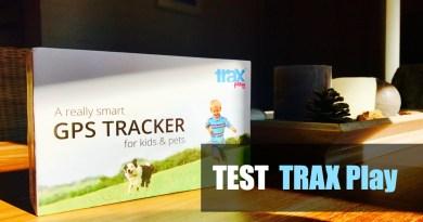 Test – TRAX Play – Le tracker GPS suédois pour (vraiment) tout le monde (Code Promo de 15%)
