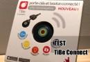 Test : TiBe – Le porte clé ultra connecté
