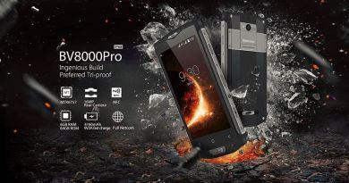 BLACKVIEW BV8000 PRO – Un smartphone à l'épreuve d'à peu près tout !