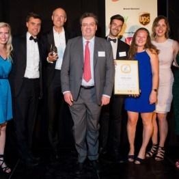 De Bijenkorf - Mobile Award