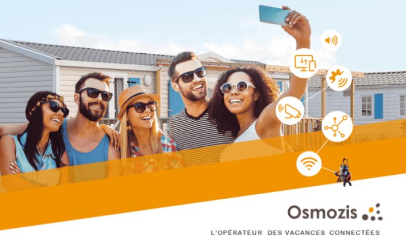 osmozis pour des vacances connectées