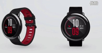 #BONPLAN – La montre connectée AMAZFIT de Xiaomi dans sa  version « Black  International » est en vente flash pour 94€