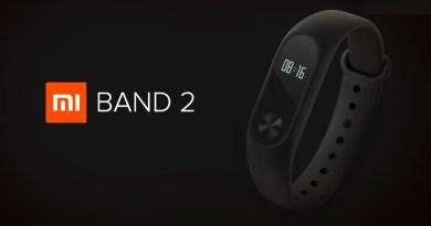 #BONPLAN – Le bracelet connecté Xiaomi Mi Band 2 est en vente flash pour 17€ au départ d'un entrepôt EU !