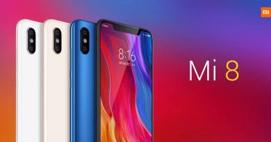 Le Xiaomi Mi 8  « Global version » (6Go-64Go) est disponible en vente flash au prix de 339,30€