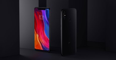 Le Xiaomi Mi 8 « Global version » (6Go-128Go) est disponible en vente flash au prix de 356,70€