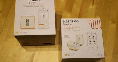TEST – NETATMO : Thermostat connecté et vannes intelligentes : Notre avis complet sur le sujet !