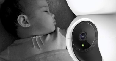 TP-LINK Wi-Fi Tapo C200 : Une caméra qui surveille bébé pour moins de 30€.