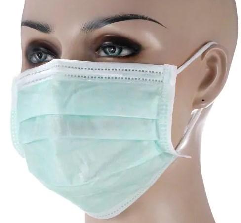 masque 3 couches anti virus
