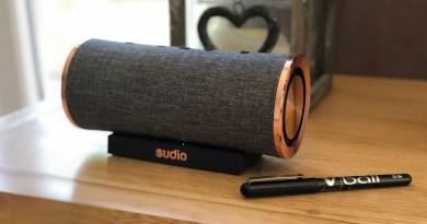 TEST – SUDIO FEMTIO : Notre avis sur cette enceinte Bluetooth au design scandinave (code de réduction de 15%)