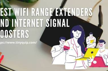 best wifi signal booster and extender for gaming, home, and downloading