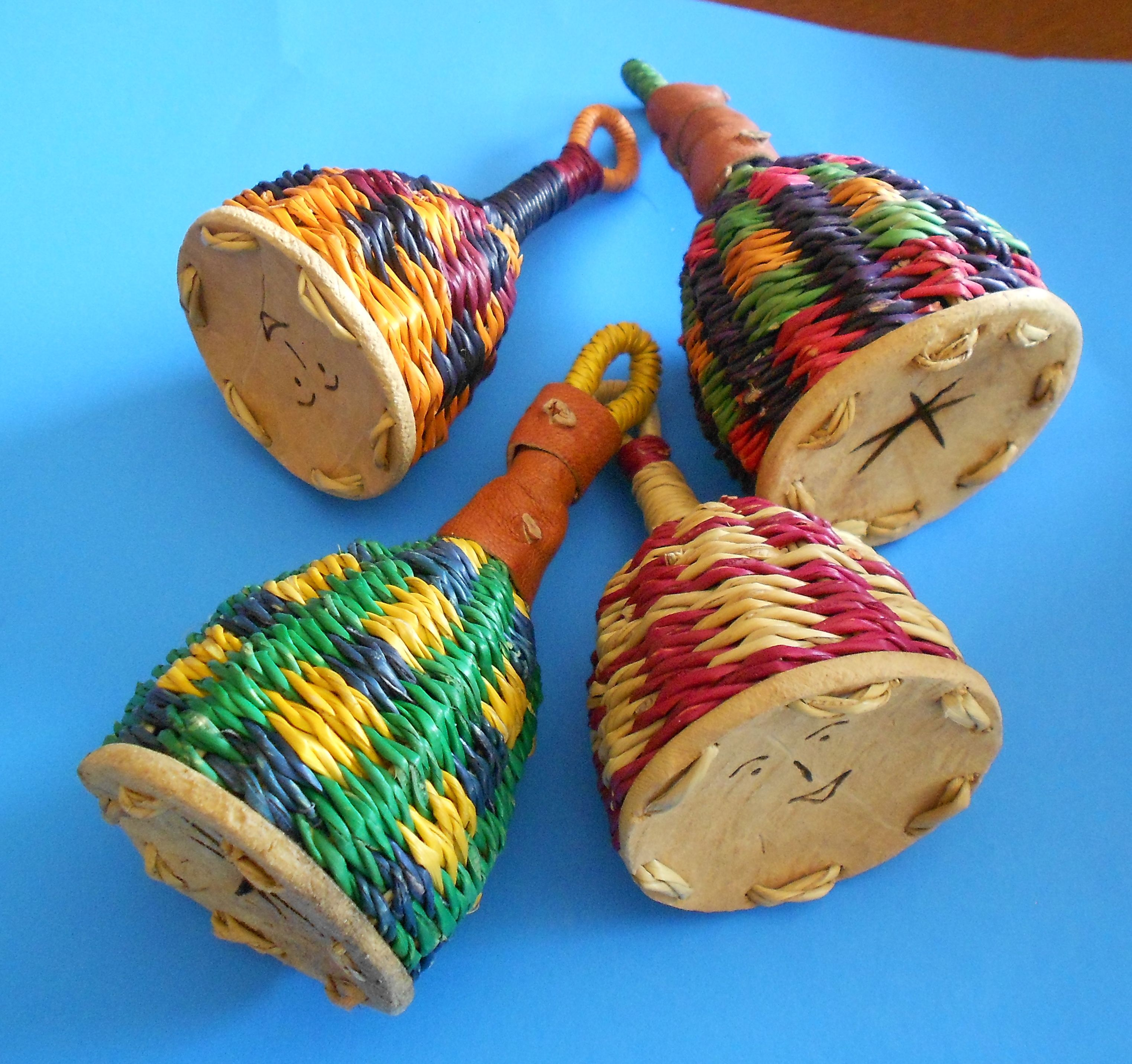 African Muscial Crafts