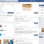 Facebook business set up for Gift Corner