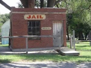 Freedom, OK jail