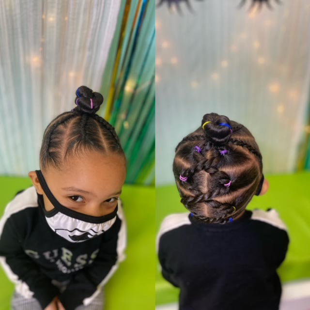 Simple Ponytails - Our Services