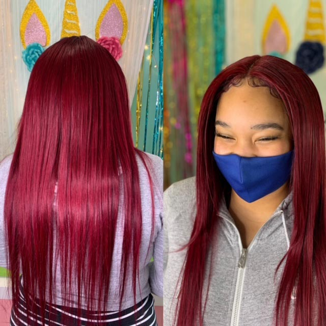 Teen Sew In - Our Services