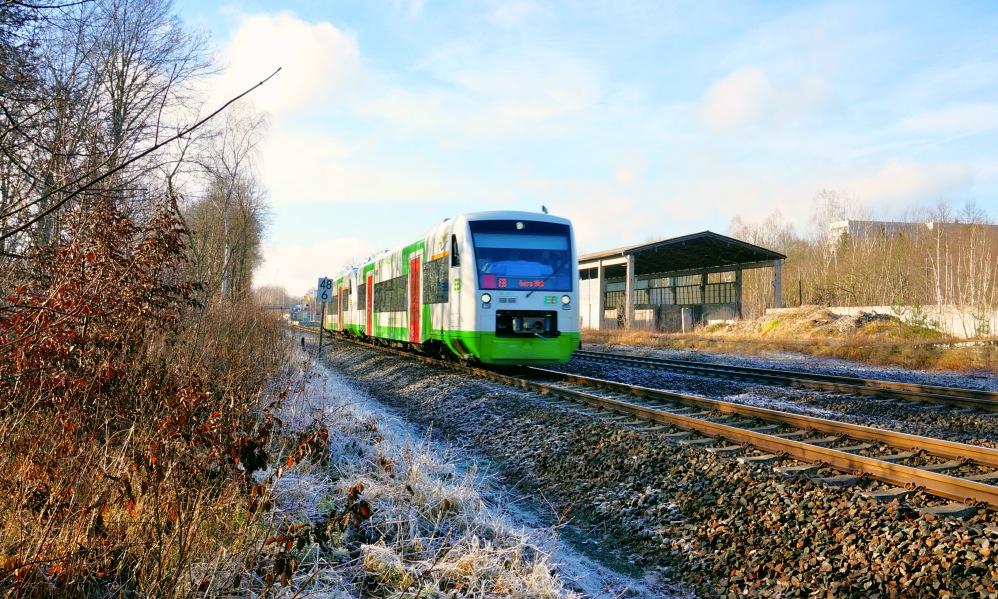 A german train