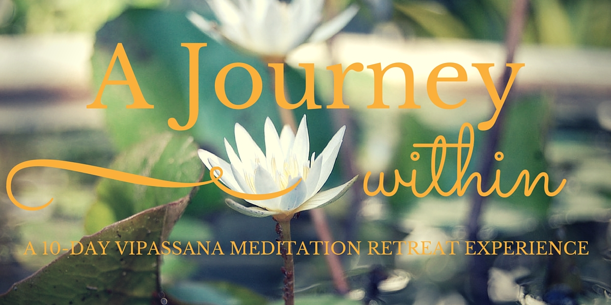 Vipassana Meditation Retreat Experience by Tiny Wanderer