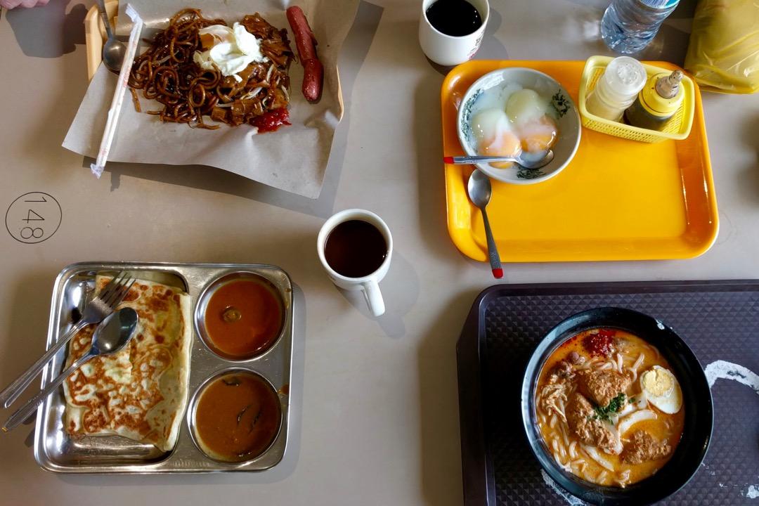 food at Bendemeer Food Centre