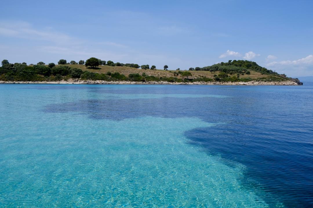Blue Lagoon Diaporos Island