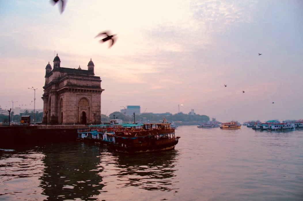 Sunrise at Gateway of India, Colaba, Mumbai