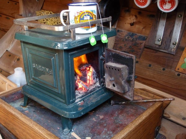 Small Stove Review Navigator Stove Works Sardine Tiny