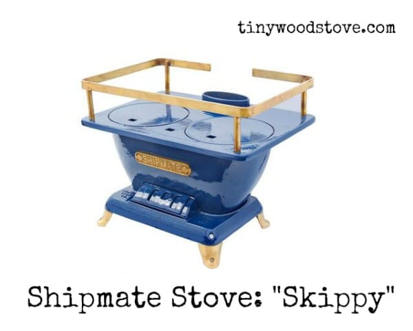 Tiny Stove Shipmate Skippy