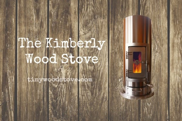kimberly small wood stove