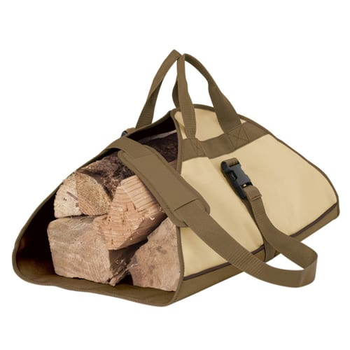 Firewood Log Carrier