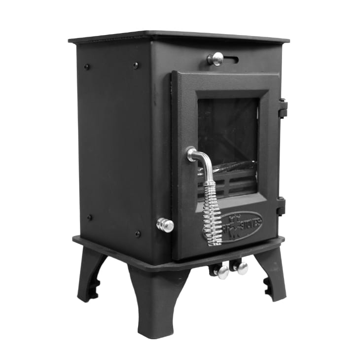 Small Stove The Dwarf 3kw Tiny Wood Stove