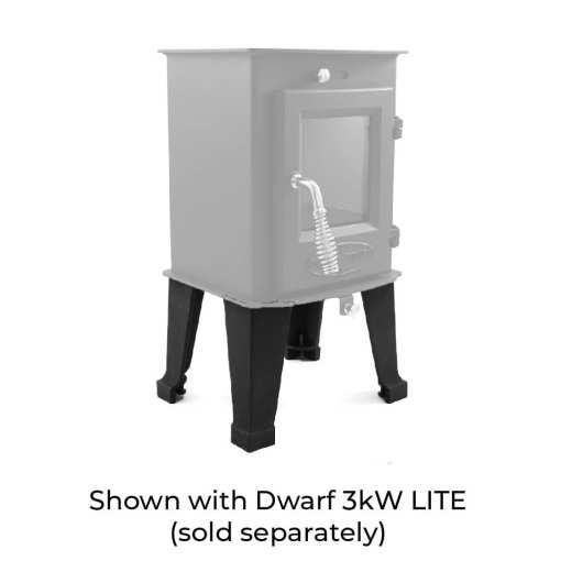 Tall Legs with Dwarf 3kW LITE