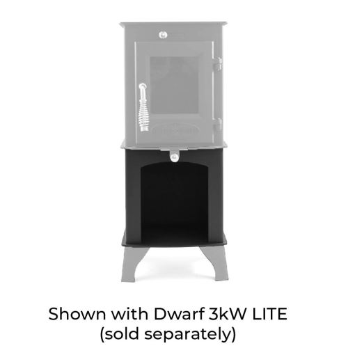 3kW Wood Storage Stand with 3kW LITE and Standard Legs